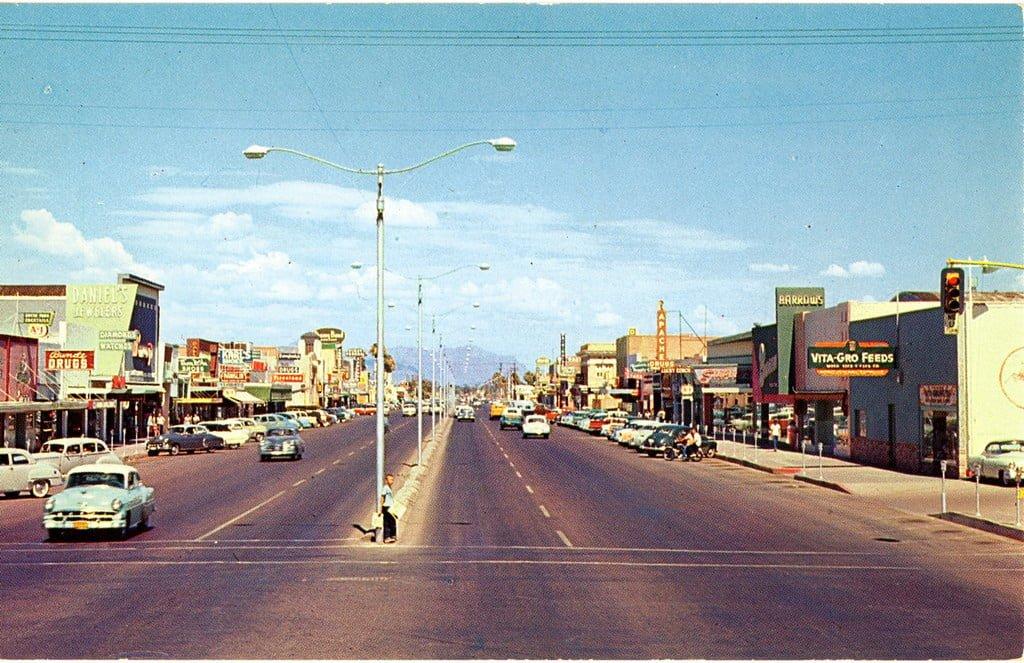 Downtown Mesa, Arizona