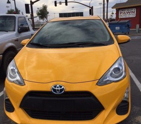Toyota Title Loans - Toyota Prius - Phoenix Title Loans Approved!